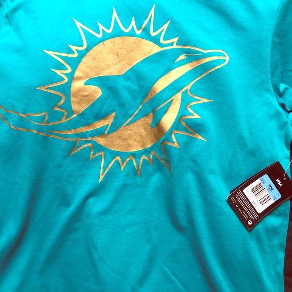 Nfl Miami Dolphins Dri Fit Tshirt